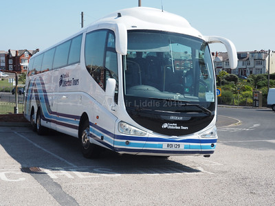 Ulsterbus Tours, Belfast, Scania Irizar PB 129 ROI 129 (1)