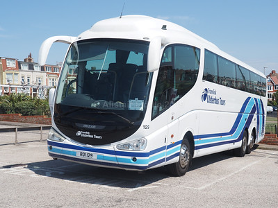 Ulsterbus Tours, Belfast, Scania Irizar PB 129 ROI 129 (2)
