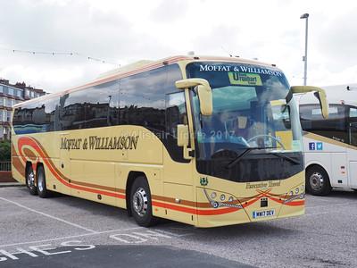 Moffat & Williamson Volvo B11R Plaxton Panther 3 MW17 DEV (4)