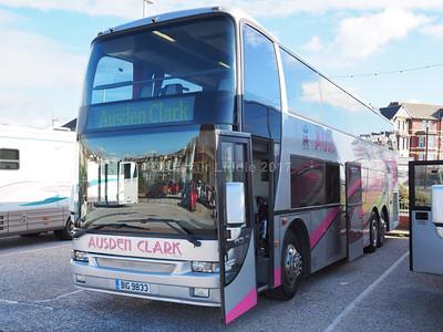 Ausden Clark, Leicester Scania K380EB6, Berkhof Axial 100 BIG 9833 (1)