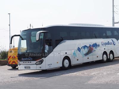 Lippe Bus, Hamm, Germany Setra S516HD HAM LB516 (1)
