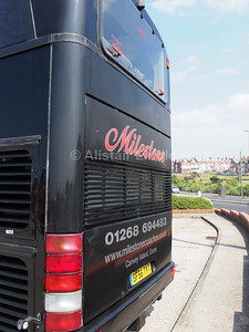 Milestone Coaches, Canvey Island Neoplan Skyliner SF56 TYT (4)
