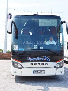 Lippe Bus, Hamm, Germany Setra S516HD HAM LB516 (2)