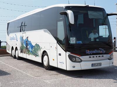 Lippe Bus, Hamm, Germany Setra S516HD HAM LB516 (3)