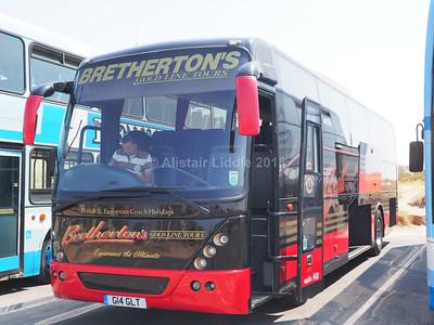 Brethertons, Preston Volvo B12B Jonckheere Mistral G14 GLT (2)