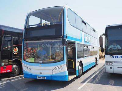 Dewhirst Coaches, Bradford ADL Enviro 400 SN16 ORW (2)