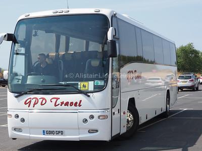 GPD Travel, Heywood Volvo B12B Plaxton Panther GD10 GPD (1)
