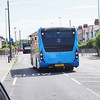 ADL Enviro 200 MMC demonstrator YX17 NLF with Blackpool Transport (10)