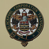 Blackpool Corporation Transport Coat of Arms taken from Coronation car 304