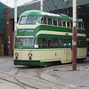 Blackpool Transport Balloon Car 717