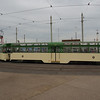 Blackpool Transport Services Heritage Twin Car set 675-685 (7)