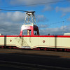 Blackpool Transport Services Boat Car 227 Queens Promenade
