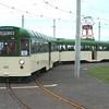 Blackpool Transport Services Heritage Twin Car set 675-685 (3)
