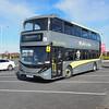 Blackpool Transport ADL E400 MMC City 420 SN17 MGE (3)