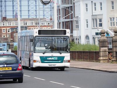 Catch 22 Bus ADL Dart  Pointer SN55 HSZ (2)