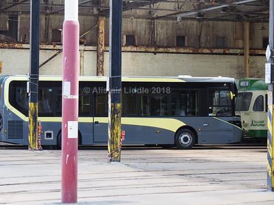 Blackpool Transport Enviro 200 YX18 KWT