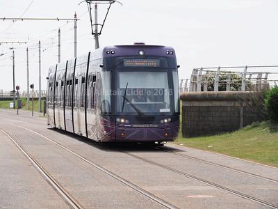 Blackpool Transport Bombardier Flexity 2 002 (1)