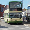Blackpool Transport Services  Trident EL Lolyne 332 Heritage livery (1)
