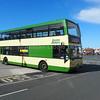 Blackpool Transport Services  Trident EL Lolyne 332 Heritage livery (3)