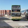 Blackpool Transport Services  Trident EL Lolyne 332 Heritage livery (2)