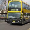 Blackpool Transport Dennis Trident ELC Lolyne 308 PJ02 PYS