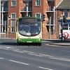 Blackpool Transport Volvo B7RLE Eclipse 524 AU06 BPO Heritage livery (1)