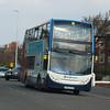Stagecoach Scania N230UD Enviro 400 15840 PX62 CEK