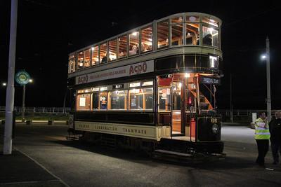 Blackpool Transport 66 Pleasure Beach Blackpool 2 Sep 12