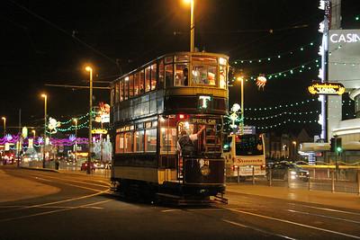 Blackpool Transport 66 Pleasure Beach Blackpool 6 Sep 12