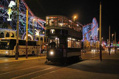 Blackpool Transport 66 Pleasure Beach Blackpool 5 Sep 12
