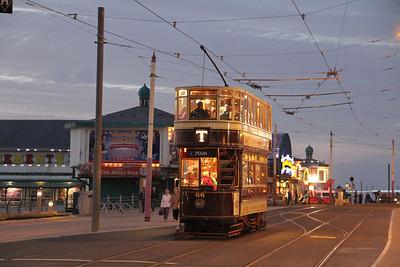 Blackpool Transport 66 Promenade Blackpool Sep 12