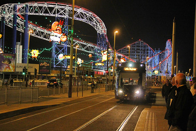 Blackpool Transport 015 Pleasure Beach Blackpool Sep 12