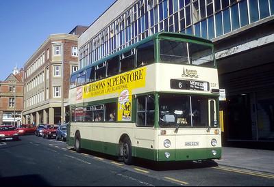 Blackpool Transport 337 Market St Blackpool Mar 93
