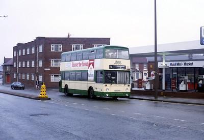 Blackpool Transport 307 Talbot Rd Blackpool Oct 87