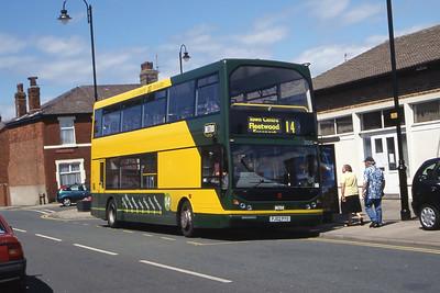 Blackpool Transport 306 Copse Rd Fleetwood Jul 02