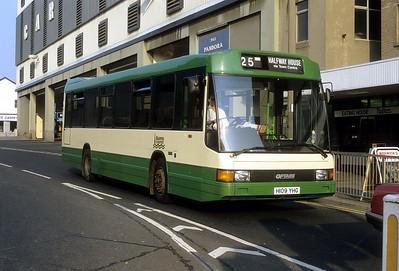 Blackpool Transport 109 Talbot Rd Blackpool Sep 91