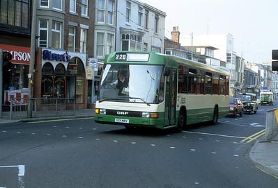 Blackpool Transport 101 Talbot Rd Blackpool Sep 91