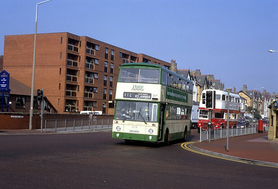 Blackpool Transport 317 Clifton Rd North St Annes Sep 91