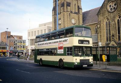 Blackpool Transport 373 Church St Blackpool Mar 93