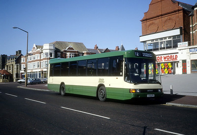 Blackpool Transport 130 Clifton Rd Sth St Annes Mar 93