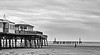 St Annes Pier in Winter