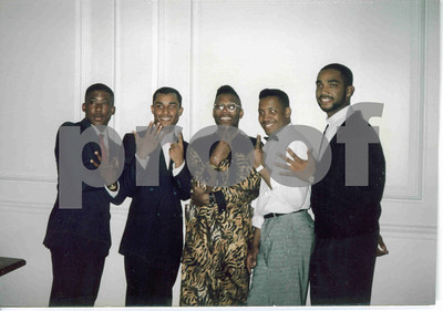 The Blacks 1990