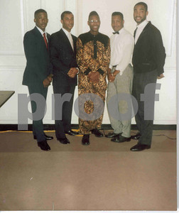 The Blacks 1990 - 2