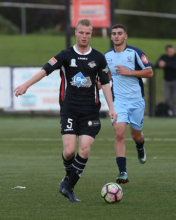 2017 0528 - FNSW NPL1 1st Blacktown City vs Hakoah
