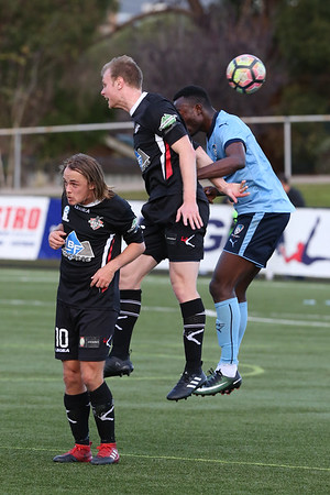 2017 0625 - FNSW NPL1 1st Blacktown City vs Sydney FC