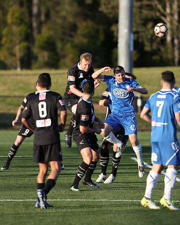 2017 0716 - FNSW NPL1 1st Blacktown City vs Sydney Olympic