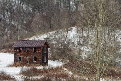 Abandoned Homestead Canaan Valley WV