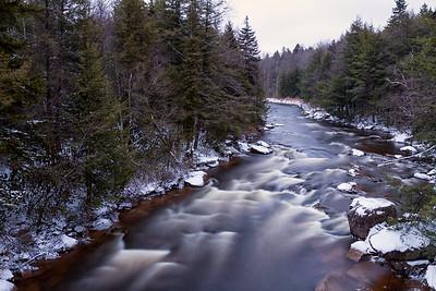 Blackwater River West Virginia