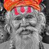 Orange Sadhu