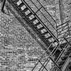 Old fire stairs